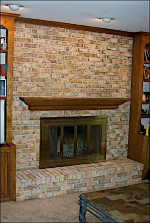 brick transformers artistically refinishes and stains existing interior exterior bricks to new. Black Bedroom Furniture Sets. Home Design Ideas